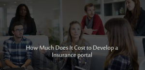 How Much Does It Cost to Develop a Insurance portal