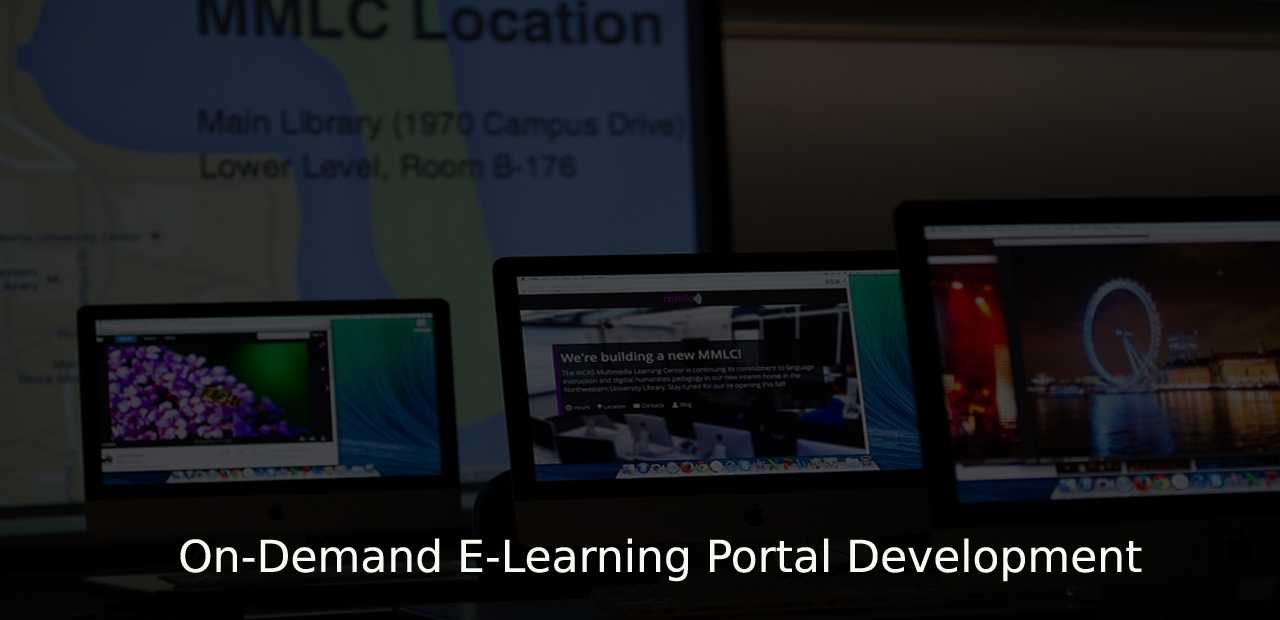 On-Demand E-Learning Portal Development: Cost, Features